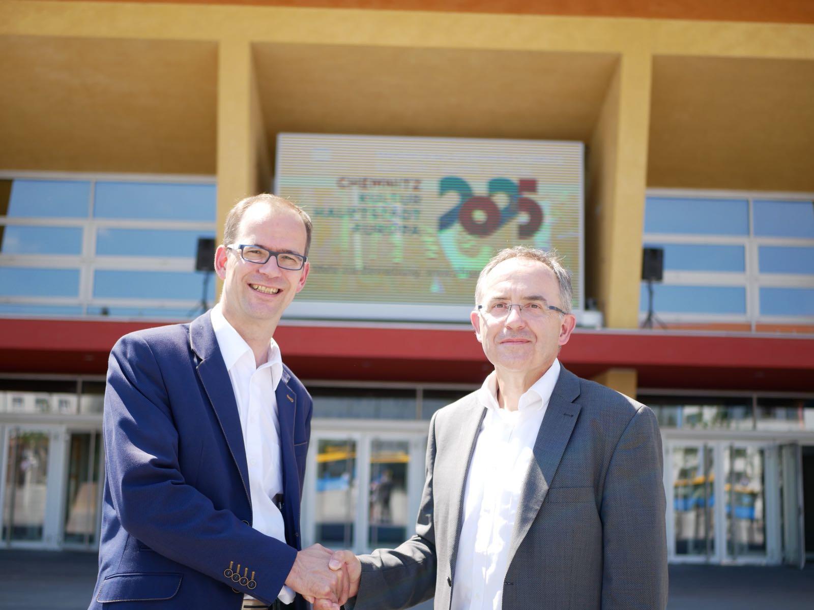 msg seit 20 Jahren erfolgreich in Chemnitz | msg Presse