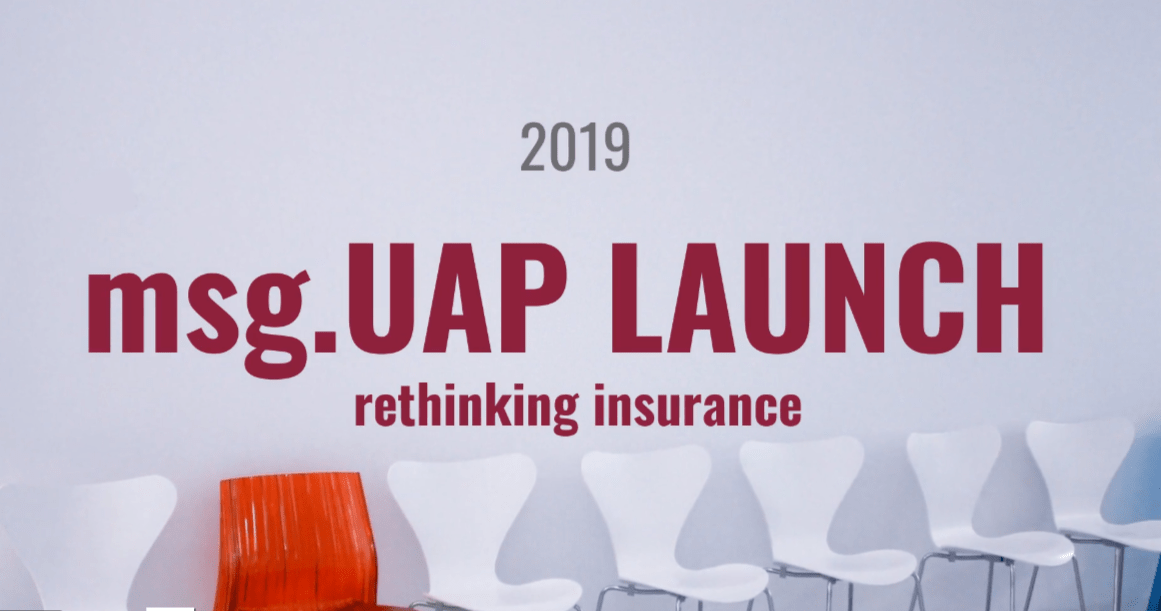 msg.UAP Launch 2019